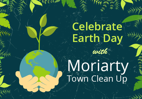 Moriarty Town Clean Up image